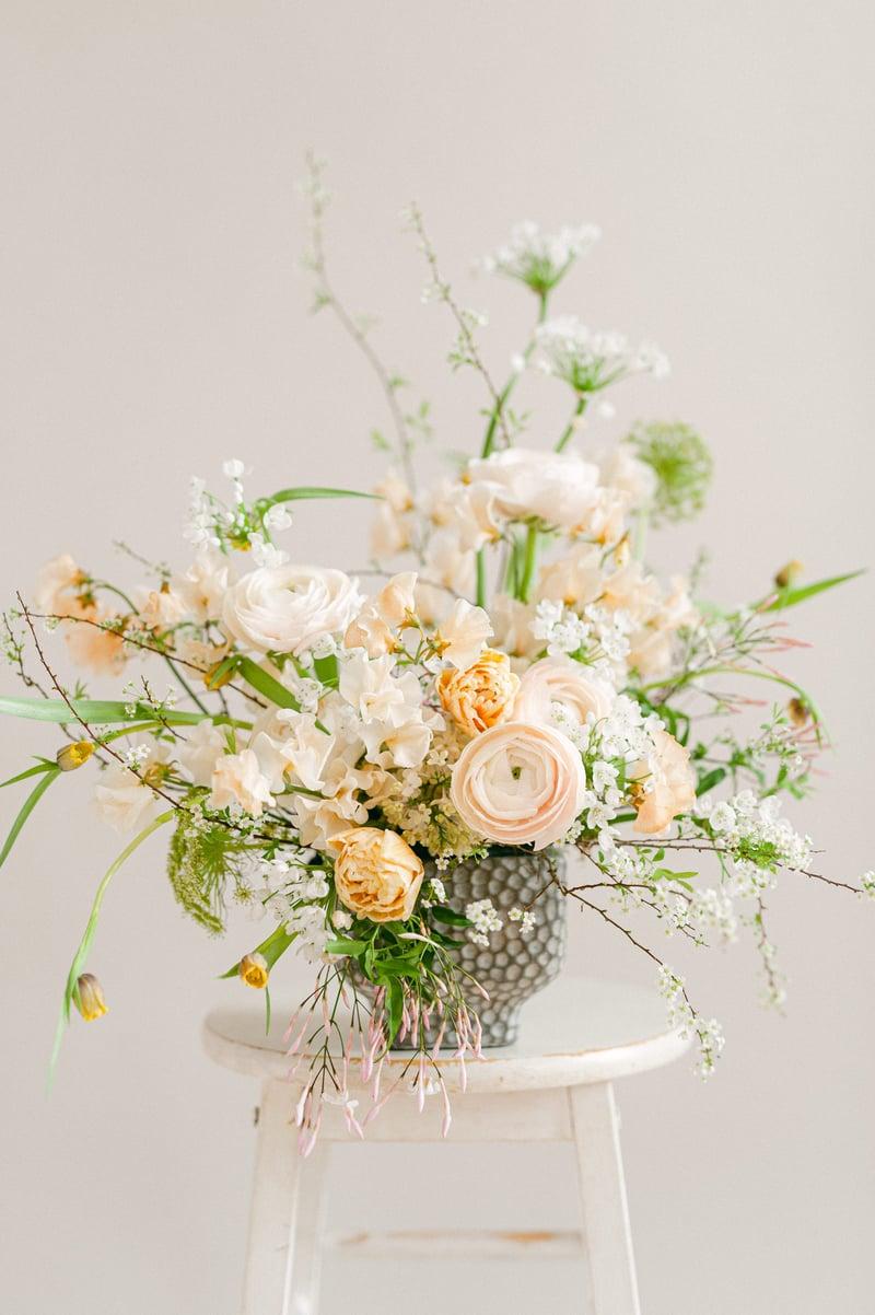 Joseph Massie: Flower Arrangement