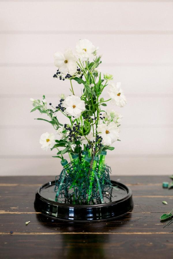 flower cloche design mechanics