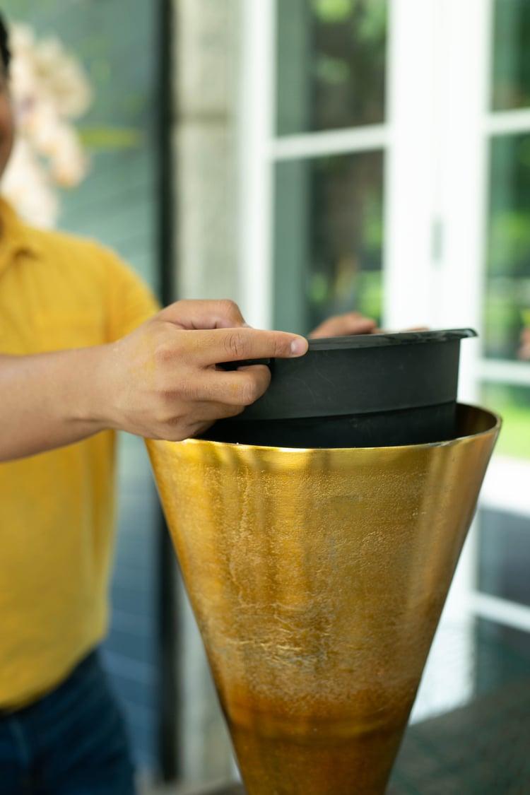 designing with Accent Decor Empress Vase