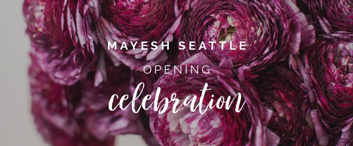 Mayesh Seattle Opening Celebration