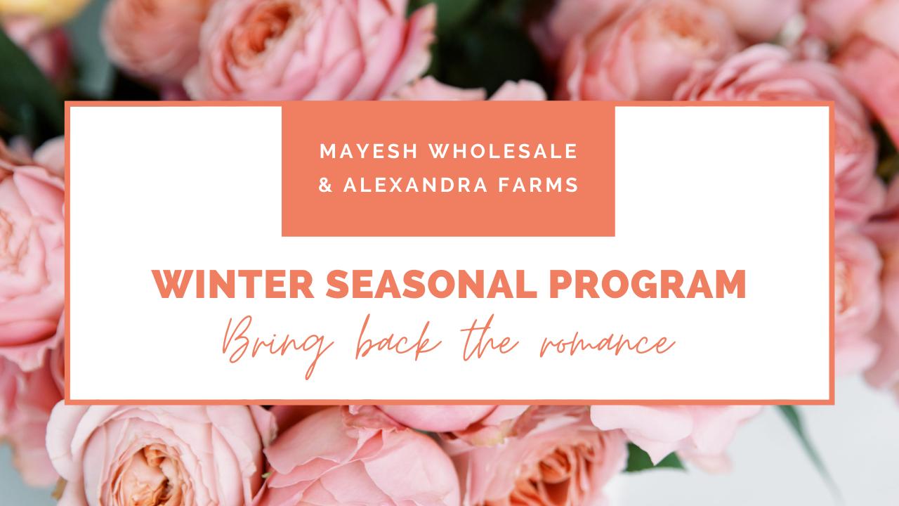 Alexandra Farms Winter Special