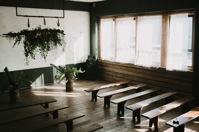 MDS Flower Workshop Vendor Feature Union/Pine