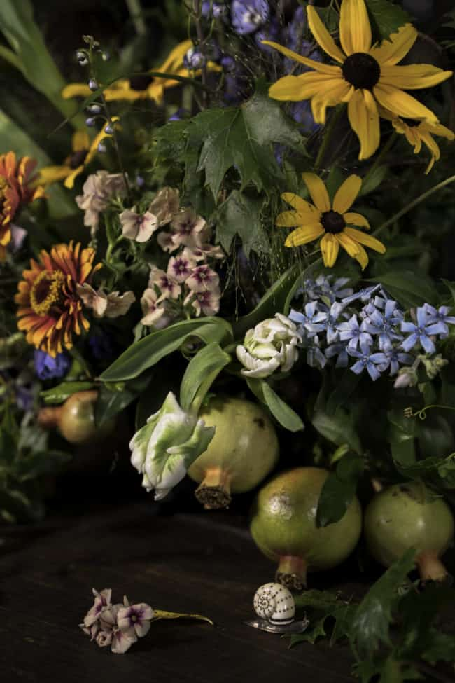 Dutch Masters Inspired Flowers