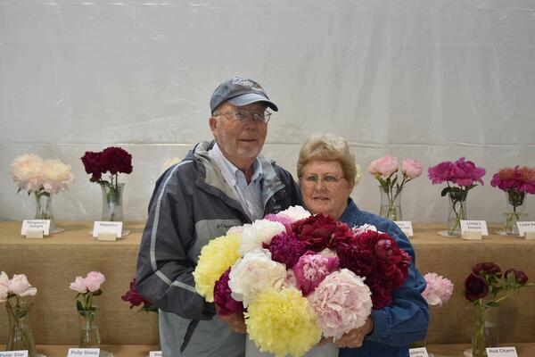 Mayesh Luxe Blooms Grower Feature Adelman Peony Gardens