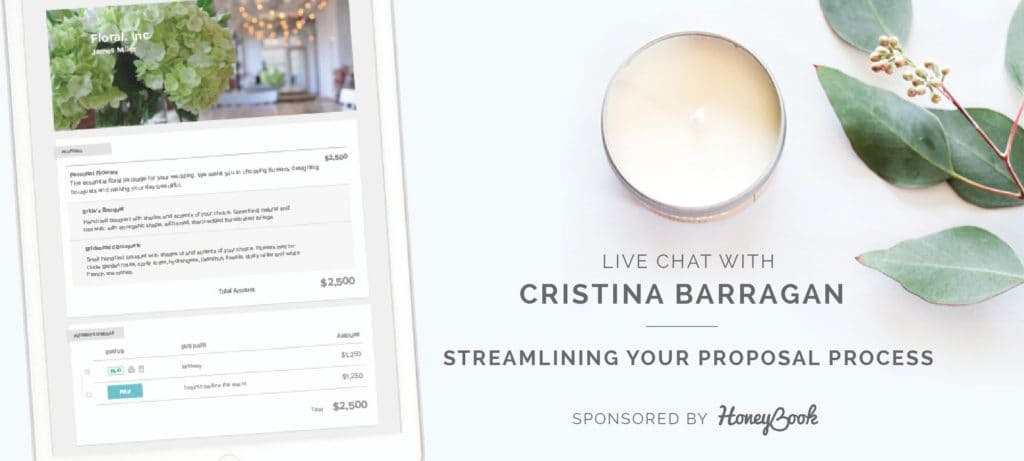 live video: streamline your proposal process