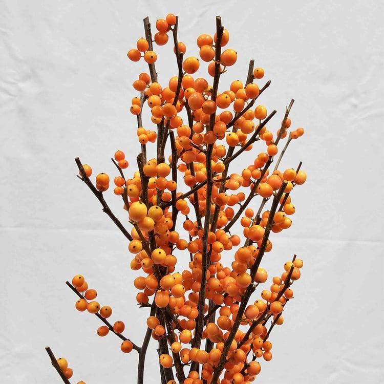 Mayesh Luxe Blooms ILEX GOLD ILEX