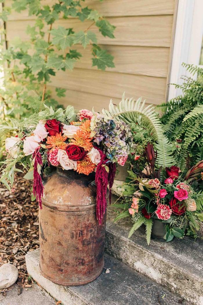 Customer Testimonial Flower Happy Floral