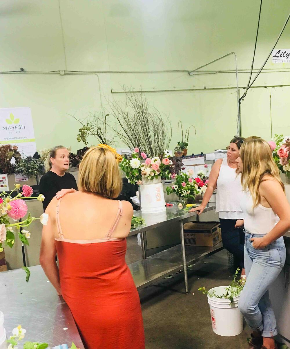 Beyond the 'Gram The Flower Industry IRL