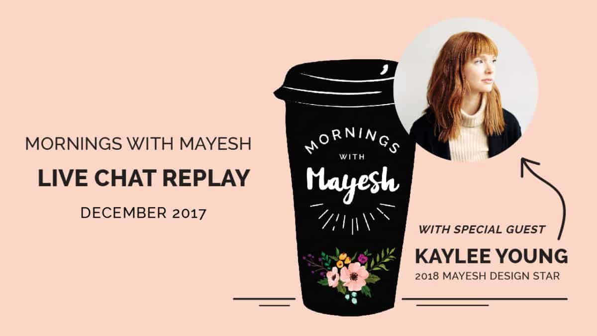 Mornings with Mayesh replay