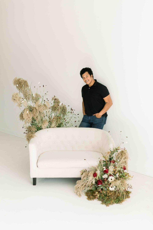 Mayesh Design Star Shean Strong Indoor Meadow Tutorial
