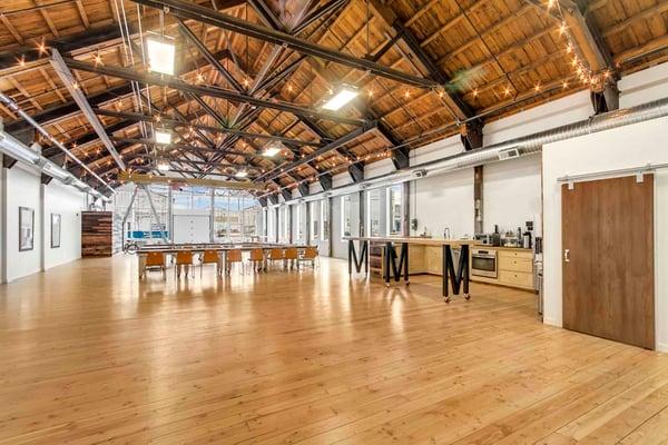 Design Star Seattle Workshop Venue Metropolist
