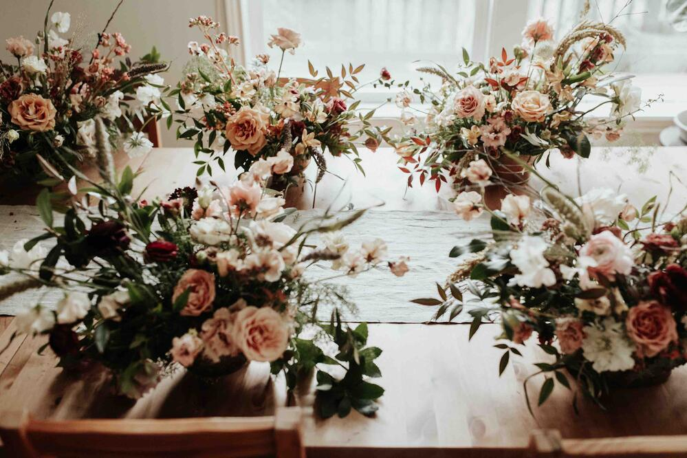 Good Seed Floral Design Mayesh Takeover