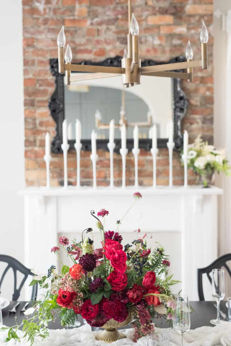 MDS: Unexpected Holiday Arrangement