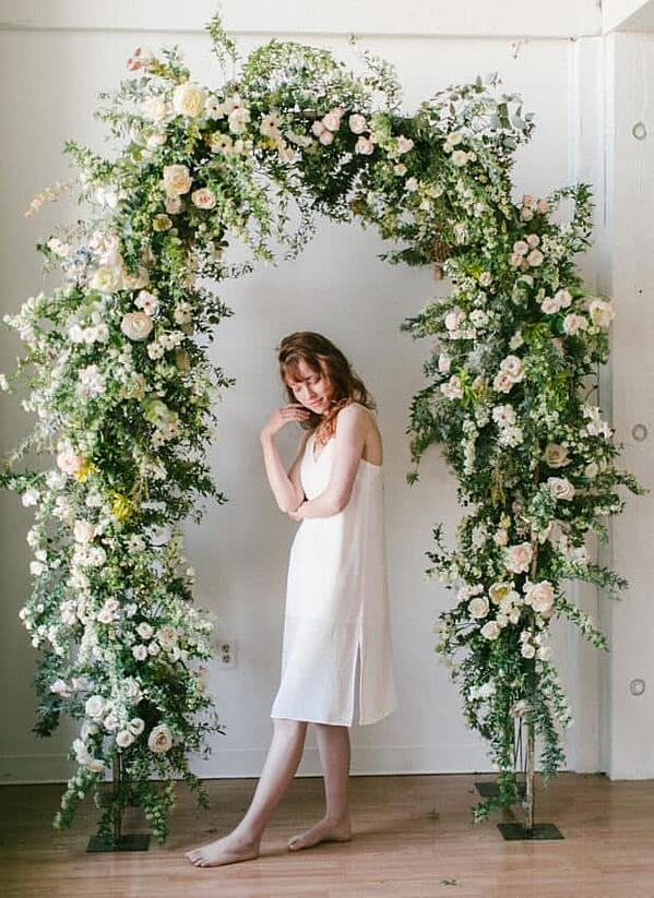Mayesh Design Star: Ceremony Arch