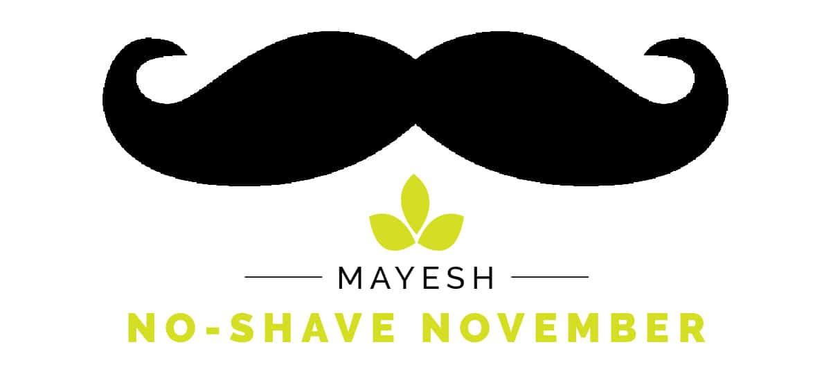 Mayesh No-Shave November