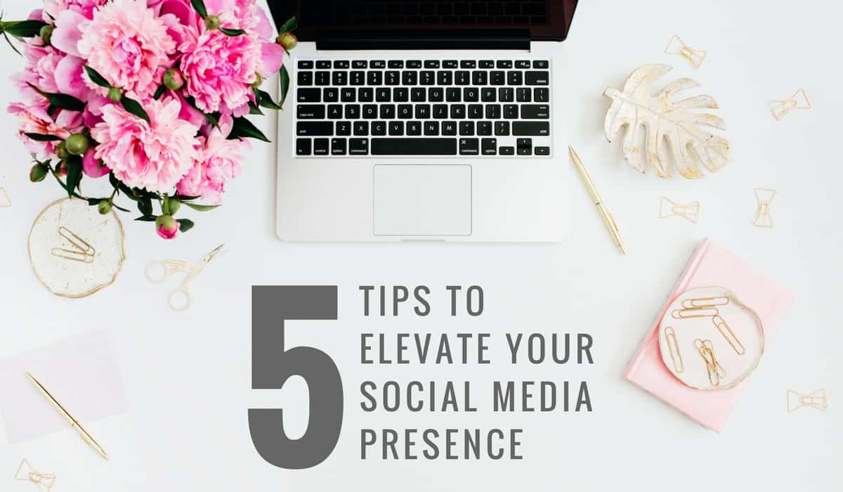 social media tips for florists