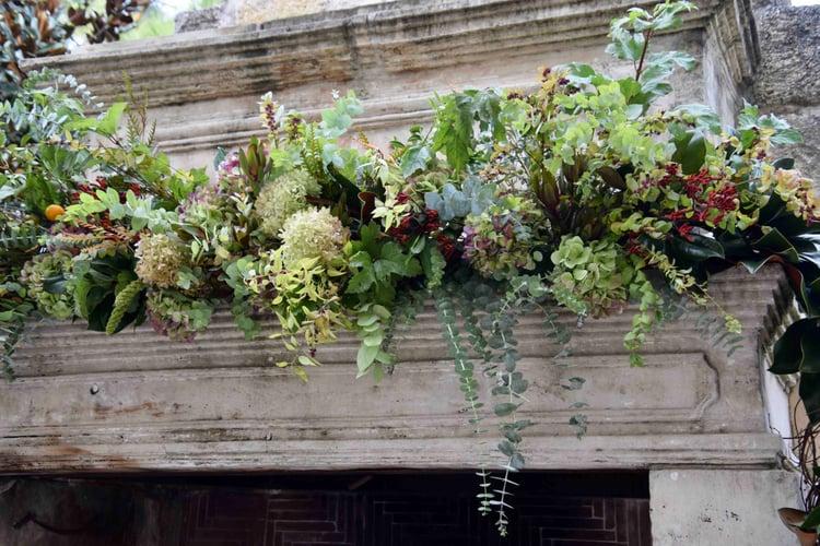Kameron Kraft Design fall installation