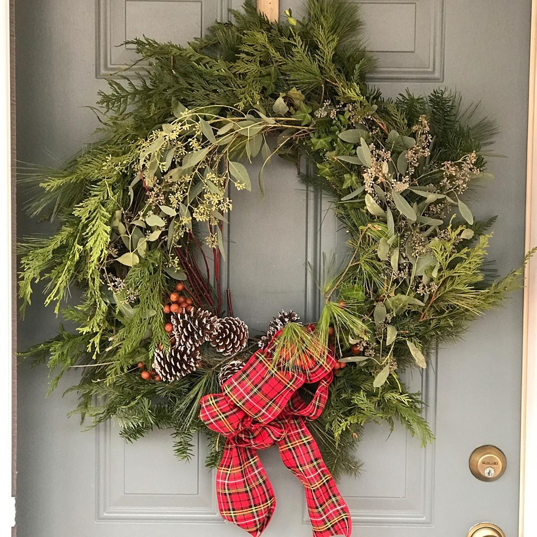 Screened Porch Musings wreath