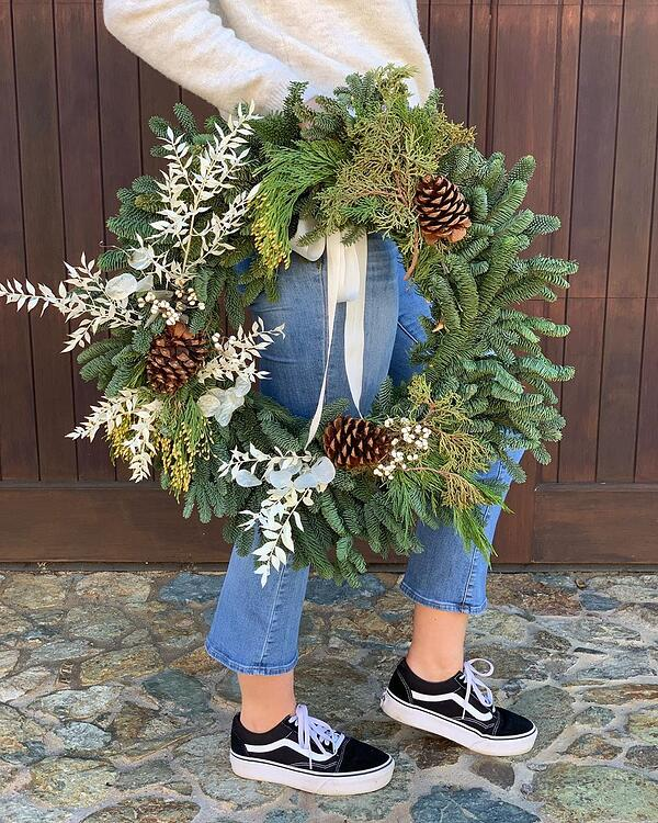Thirdbloom wreath