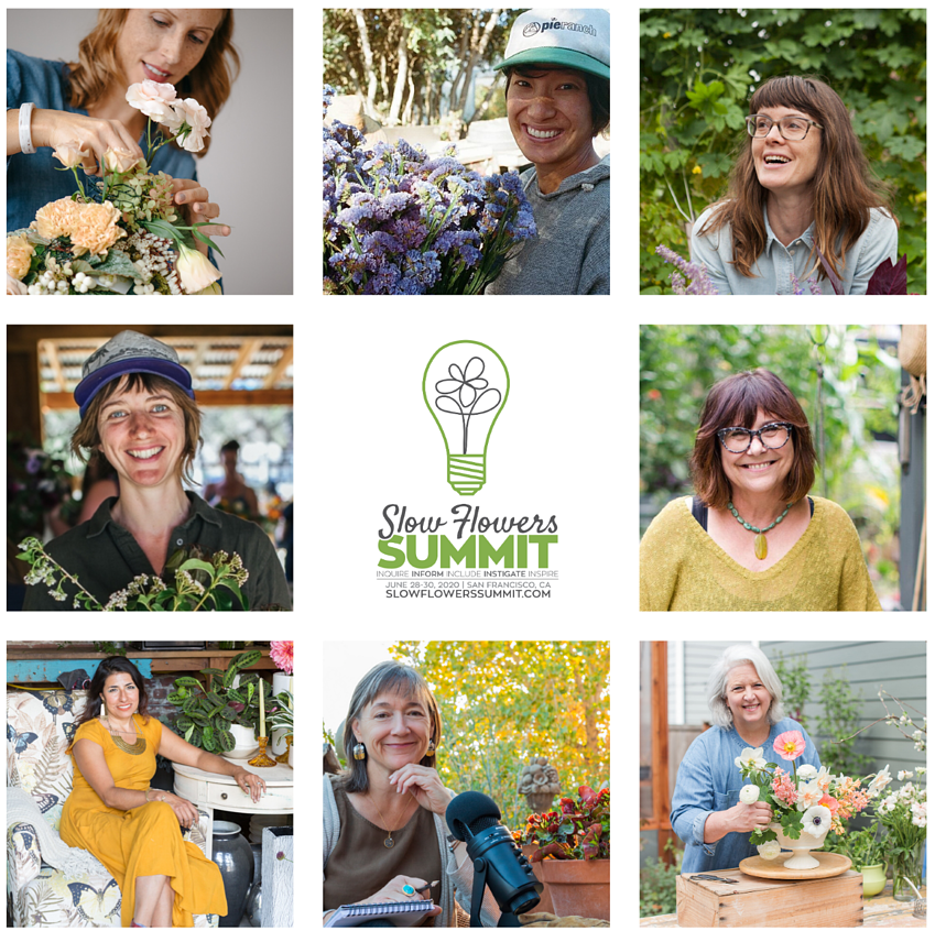Slow Flowers Summit Speakers