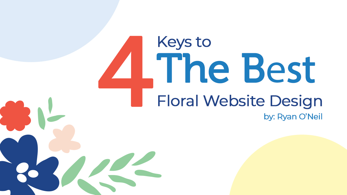 4 Keys to the best floral website design Mayesh
