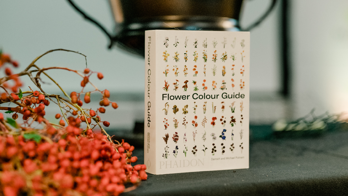 Putnam & Putnam Flower Color Guide Mayesh Houston